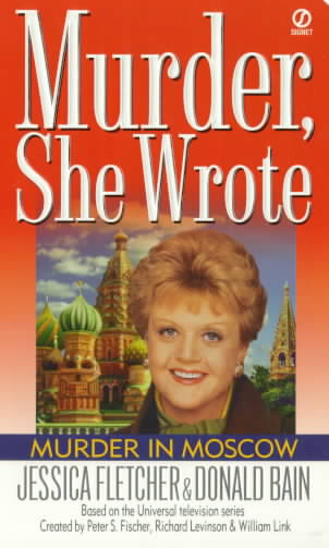 Murder In Moscow By Fletcher, Jessica